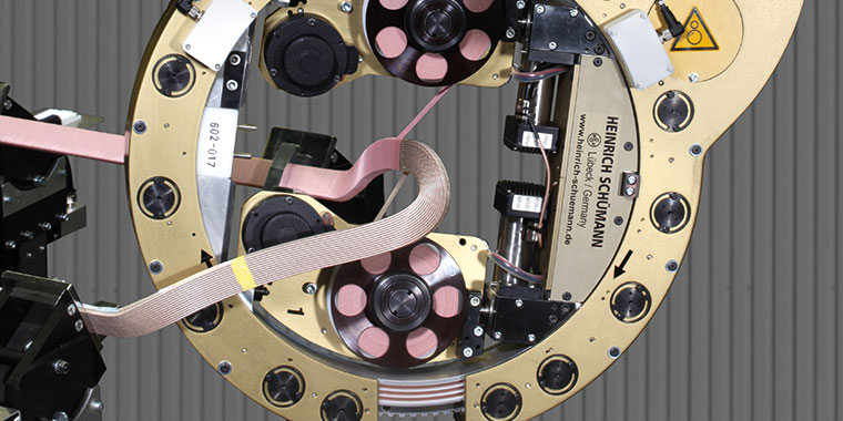 Our Taping Heads